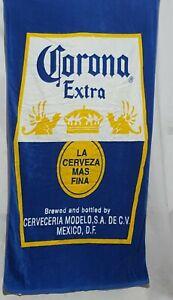 Corona Extra Label Blanket Beach Towel Bath Towel 31 x 60  Towel