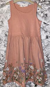 Girls Age 6-8 Years - H&M Summer Dress