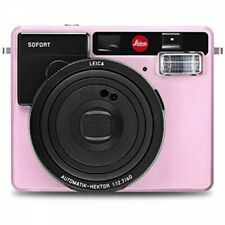 LEICA 19110 Sofort Instant Camera Limited Color Pink Japan EMS