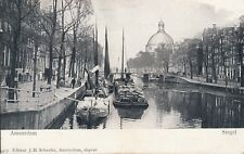 Postcard - Amsterdam / Singel