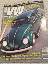 Ultra VW Magazine Jul 2005 VW Race Car, Type 181 Thing, CSP Rear Disc Brake Swap