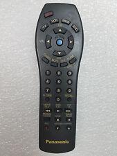 Panasonic EUR511511 TV Remote Control CT-35G25 CT-2707D CT-3207D CT-3607D