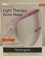 LIGHT THERAPY ACNE MASK WITH 1 ACTIVATOR BRAND NEW STILL SEALED