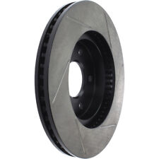 Disc Brake Rotor-Sport Slotted Brake Disc Front Right Stoptech 126.62068SR