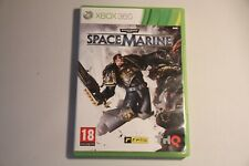 SPACE MARINE (Warhammer 40000) - Jeu vidéo pour  Xbox 360 PAL - VF