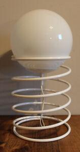 Retro / Vintage Spiral Lamp By Woja