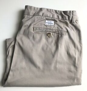 Vineyard Vines Shorts, Light Khaki, Size 38, 9-inch Inseam, Exc Cond