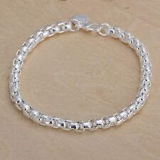 New Fashion noble 925 sterling silver plated jewelry Classic trend bracelet H157