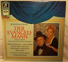 Wilhelm Kienzl DER EVANGELIMANN German Import Opera LP Directed by Robert Heger