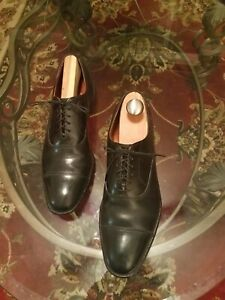 Allen Edmonds Park Avenue mens shoes. Size 11 1/2 B. Retails for $400.00.