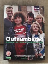 Outnumbered DVD (2010) - Series 1-3 + Christmas Special - 5-disc, box set