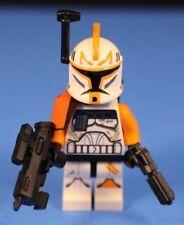 LEGO® STAR WARS™ Custom Minifigure ORANGE 212th Legion CLONE ARC TROOPER Deluxe
