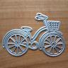 Stanzschablone Fahrrad Sport Weihnachten Neujahr Oster Hochzeit Karte Album Deko
