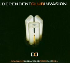 Dependent Club invasione 1 3cd BOX Seabound Pride and caso dismantled
