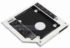 for Acer Aspire E1-570 E1-572 2nd SATA Hard Disk Drive SSD HDD Caddy Adapter Bay