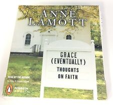 Grace (Eventually): Thoughts on Faith by Anne Lamott 5 CD Set Penguin Audio