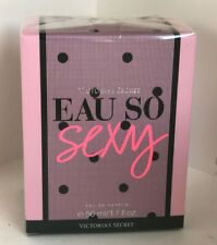 NEW! VICTORIA'S SECRET VS EAU SO SEXY EAU DE PARFUM PERFUME SPRAY 50ML SALE