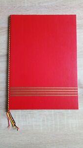 Urkundenmappe, Dokumentenmappe, DIN A4