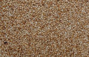 Sesame Seeds Natural Toasted (Tal) 100g - 1Kg