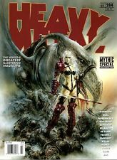 HEAVY METAL MAGAZINE #284 COVER A. ADULT ILLUSTRATED MAGAZINE