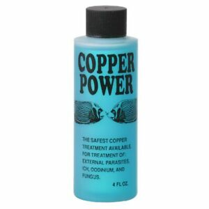 LM Copper Power Marine Copper Treatment 4 oz
