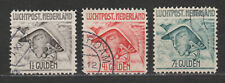 Luchtpost 6-8 used NVPH Nederland Netherlands airmail 1929