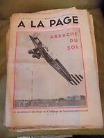 A la page N°130 Septembre 1932 Aviation Challenge de Tourisme