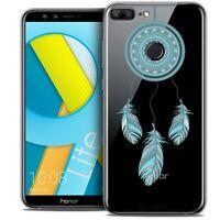 "Coque Gel Pour Huawei Honor 9 LITE (5.7"") Souple Dreamy Attrape Rêves Blue"