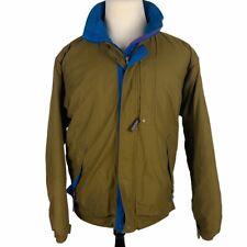 Vintage Patagonia Mountain Jacket Men's Medium Olive Brown Blue Purple 80s 90s