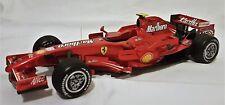 Hotwheels Elite (modified) - Ferrari F2007 Kimi Raikkonen 2007 F1 World Champion