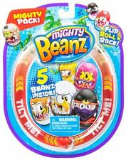 Mighty Beanz Mighty Pack With 5 Beanz Inside New In Package
