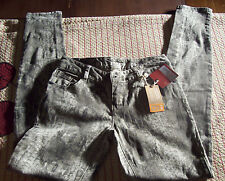 MOSSIMO Supply Co. SIZE 1 snake skin low waist skinny W/25 L/30.5  NWT