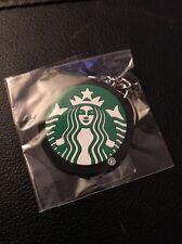 Starbucks New Logo Rubber Key Chain Keychain
