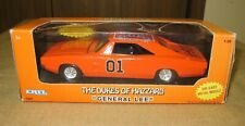 The Dukes of Hazzard General Lee 1969 Dodge Charger Signed by John Schneider