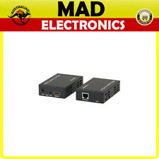 TCP/IP Cat5e/Cat6 HDMI Extender - 100m with IR Repeater