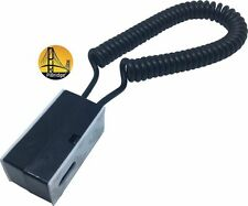 [PiBridge] Remote Control Security Lock Anti Theft Anti Lost Lock Black 5 Pack
