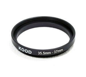 Stepping Ring 35.5mm - 37mm Step Up Ring 35.5-37mm 35.5mm to 37mm Ring