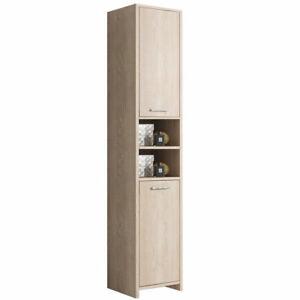 Modern Bathroom Cupboard Tall Cabinet Furniture Large Storage Unit Home Kitchen