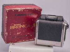 Boxed - Zenza Bronica S 6 x 6 cm Medium Format SLR Camera 120 Film Back