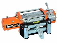 20000 lb 24V Electric Winch waterproof, Roller ,rope and control 3 Year Warranty