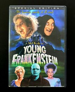Mel Brooks YOUNG FRANKENSTEIN Special Edition DVD inc Documentary (Region 1 US)