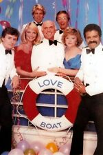 Love Boat The Poster 24x36in #01 Cast