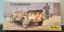 Heller 1/35 VW 82 Volkswagen Kubelwagen Model Kit 81106 Opened Box