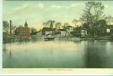 SCENE IN DEEP RIVER, CONN. 1908 NOW ON SALE