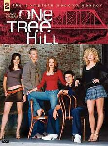 One Tree Hill: The Complete 2nd Season Two  / Warner Brothers TV Series / NEW