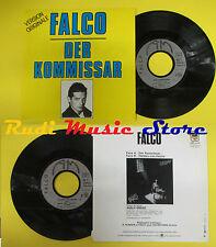 LP 45 7''FALCO Der kommissar Helden von heute 1982 france A&M 9235 no cd mc dvd*