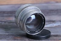 🔥Jupiter-8 🔥2/50mm Russian Lens Leica LTM M39 Sonnar copy Good condition