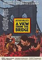 A VIEW FROM THE BRIDGE (Jean Sorel) - DVD - Region Free - Sealed