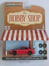 Greenlight 2002 Nissan Skyline GT-R Rojo 1/64 97040-E serie 4 de la tienda de hobby
