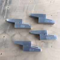 NELA verstellbare Stege ALU Schließkeile Reglette Bleisatz Letterpress Druckerei
